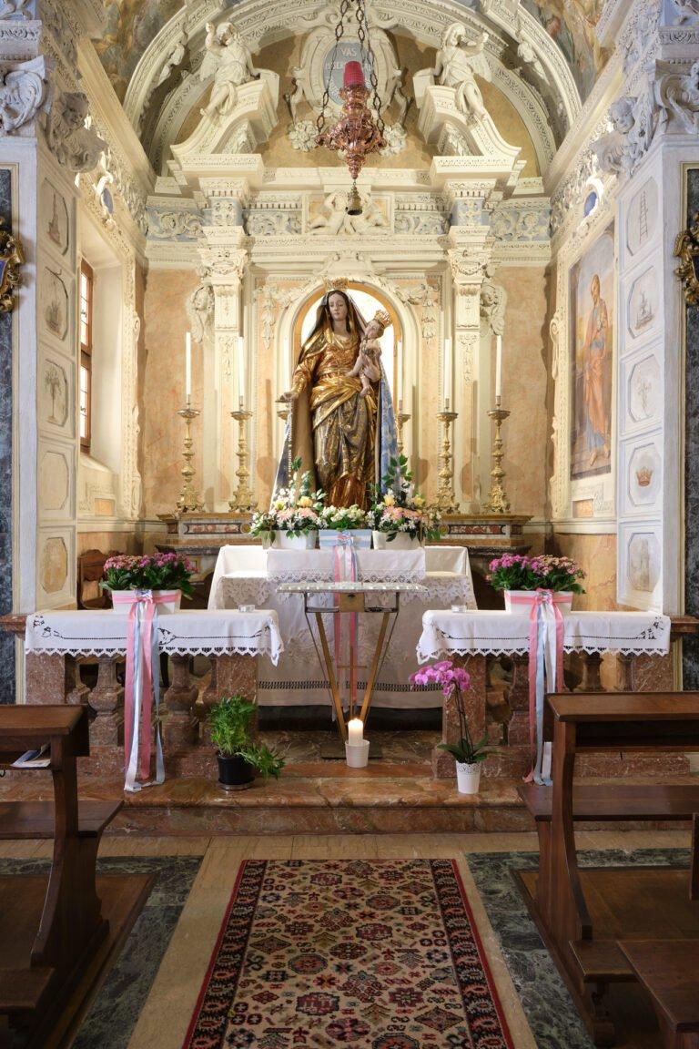 Sant'Ambrogio Barbengo Madonna del Rosario