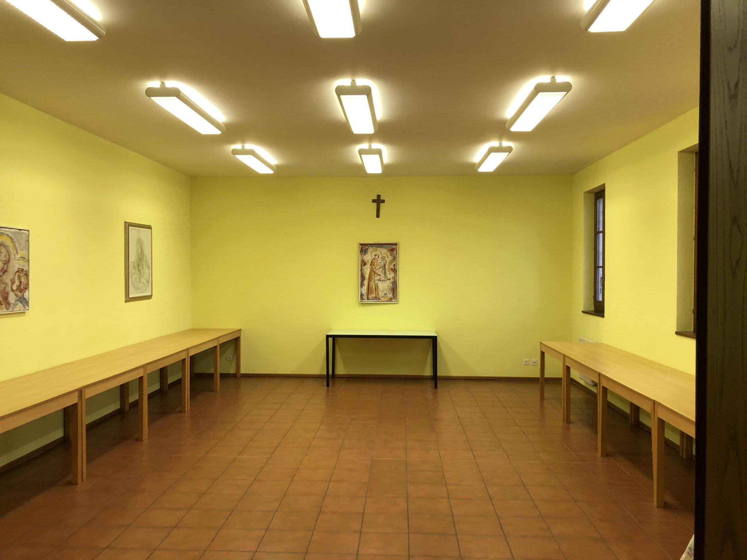 sala parrocchiale barbengo grancia
